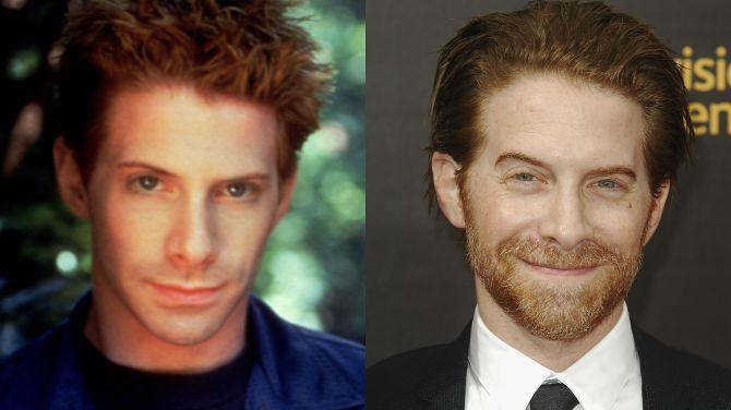 """Seth Green ehk Daniel """"Oz"""" Osbourne"""