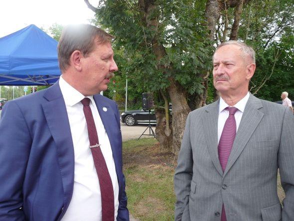 b4219f9a5cd W3 uudised - FOTOD | Täna avati Narva maantee ja Pärnamäe tee ristmik