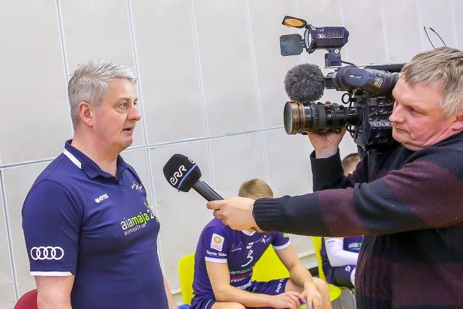 Eesti mv võrkpallis 2018 Saaremaa Tartu Bigbank 1 finaalkohtumine
