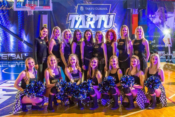 Legendide lahing Tartu Ülikool Delta vs Rock Allstars