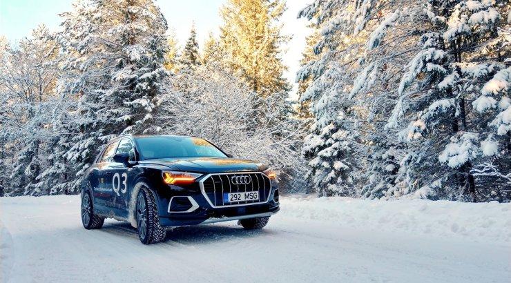 Uus Audi. Jälle üks samm perfektsuse poole