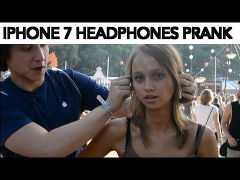 Naera või katki! Juutuuber tõmbab inimesed haneks, pakkudes neile Apple'i kõrvaklappide asemel hambaharja otsikuid