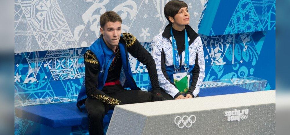 Viktor Romanenkov vabakava Sotši olümpial