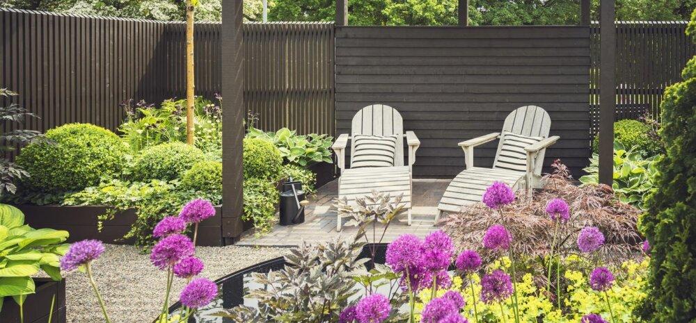 PLUSSID JA MIINUSED │ Millisest materjalist aiamööbel on parim?