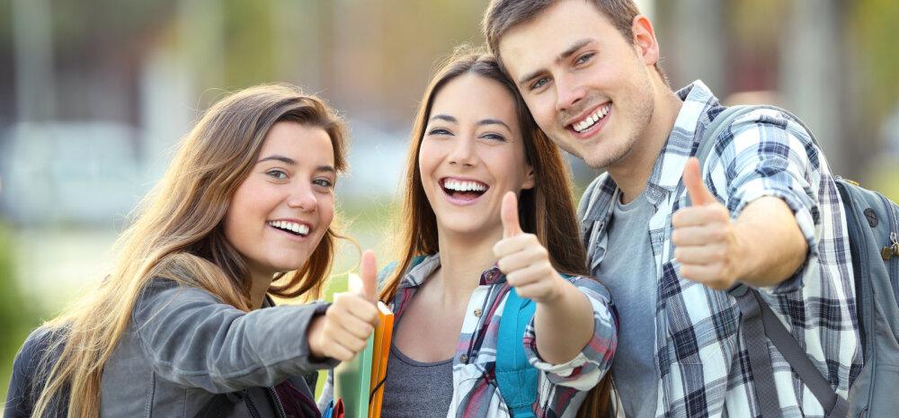 Haara võimalusest kinni! Ettevõtluskonkurss Edu ja Tegu ootab Eesti õpilaste ettevõtlikke tegusid