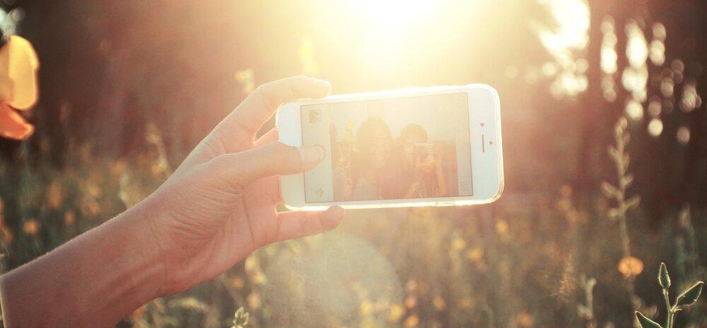 Tee profifotograafidele silmad ette! 14 nippi, kuidas oma telefoniga suvel häid pilte teha
