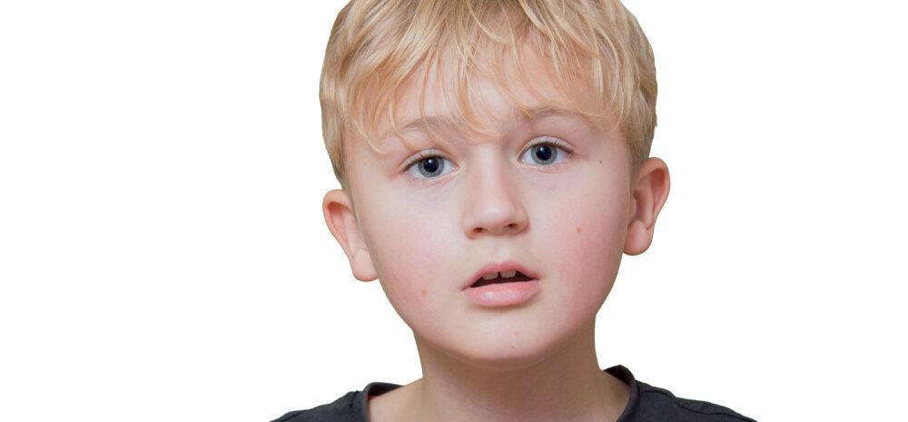 Pole olemas sellist testi, mis ütleks otse, et laps on hüperaktiivne