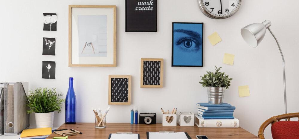 Seitse uusaastalubadust kodu heaks, kui soovid veelgi kaunimat ja mugavamat elamist