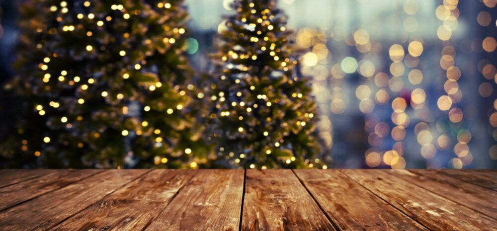 Miks ei tohi jõulutulesid ööseks või kodust lahkudes põlema jätta?