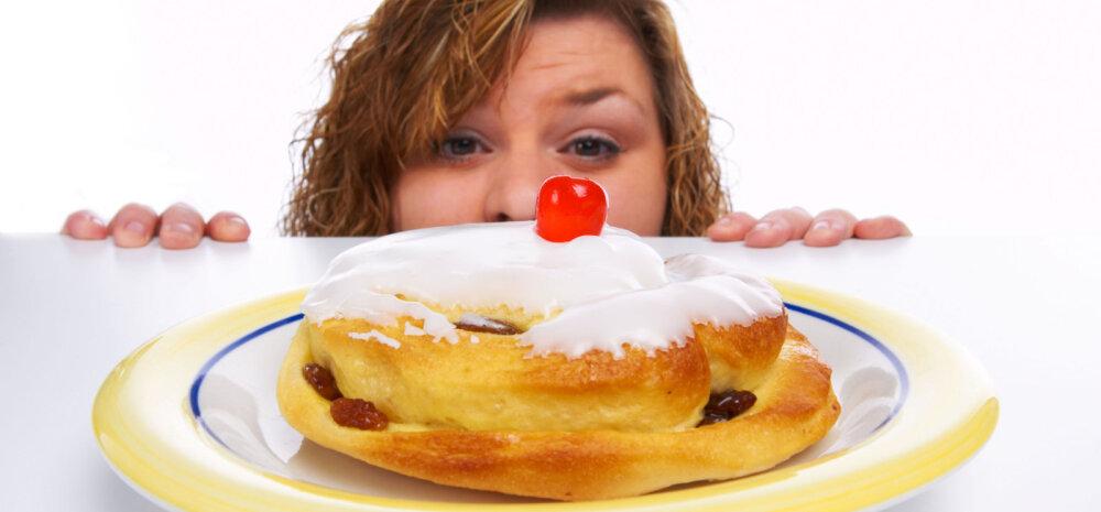 Salakavalad põhjused, miks meil liigse suhkru järele tegelikult isu tekib
