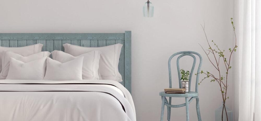 Seitse nippi, kuidas magamistuba stiilseks kujundada