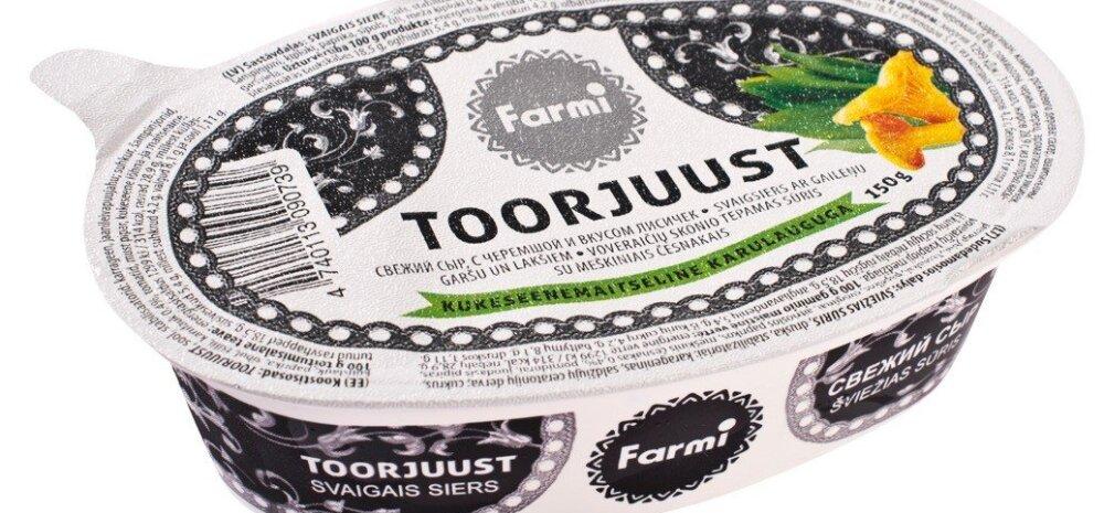 Piimatootja värske kraam: uus toorjuust ja Eesti esimene šokolaadipuding