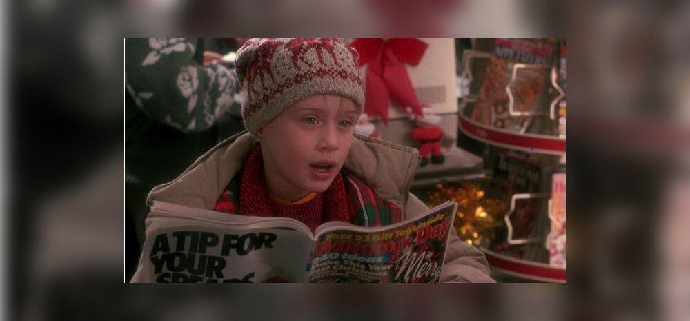 MEGATEST: Jõulufännidele! Kas suudad foto järgi nimetada need 30 legendaarset jõulufilmi?