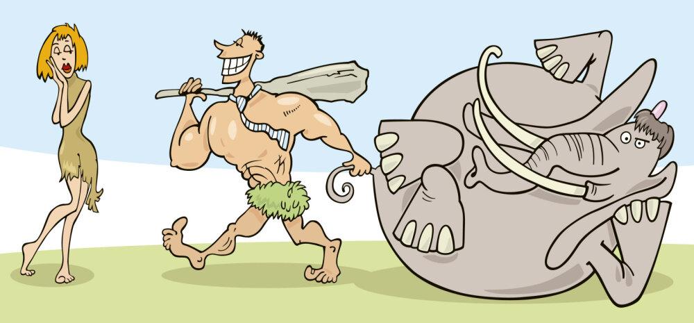 Eveliis: vanasti oli meest vaja selleks, et ta mammuti koju tooks, aga nüüd?