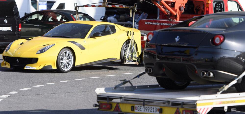 FOTOD: Šveitsis viidi läbi väga luksuslik konfiskeerimine. Kellelt vara ära võeti?