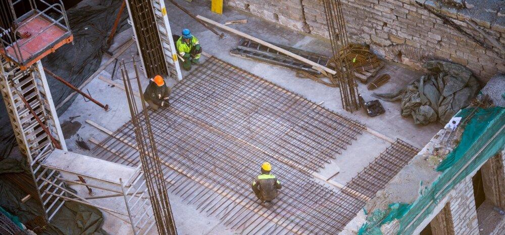 Karm reaalsus: mida on ehitushindade kiire kasv endaga kaasa toonud?