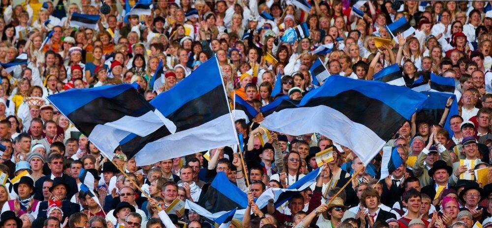 ARVAMUS: Just see ongi õnn, et saan Eesti Vabariigis elada!