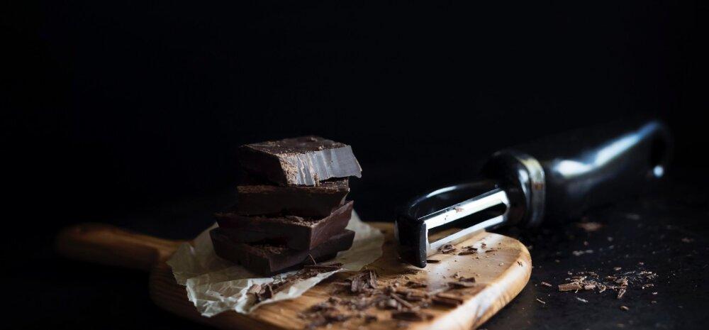 20 fakti tumeda šokolaadi kohta, mis panevad sind seda maiust veelgi enam armastama!