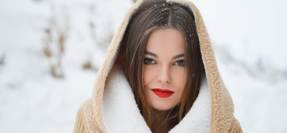 Külm ilm teeb huuled katki! Kaheksa nippi, kuidas pakasega oma huuli kaitsta ja niisutada