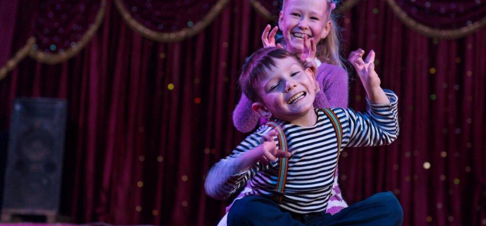 Pere ja Laps kutsub sel laupäeval Kogupere teatripäevale!