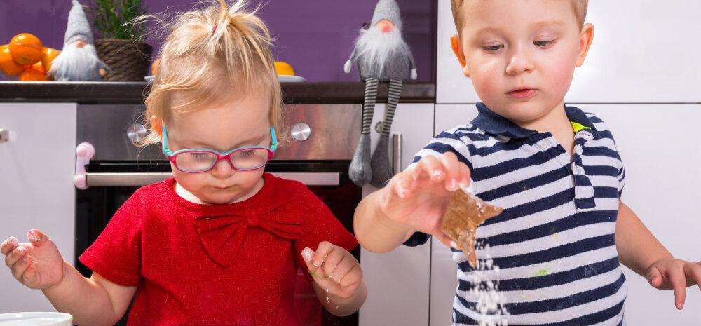 Jõulud võivad lapse jaoks olla tõeline imede aeg, kui sa kasutad neid pisikesi nippe!