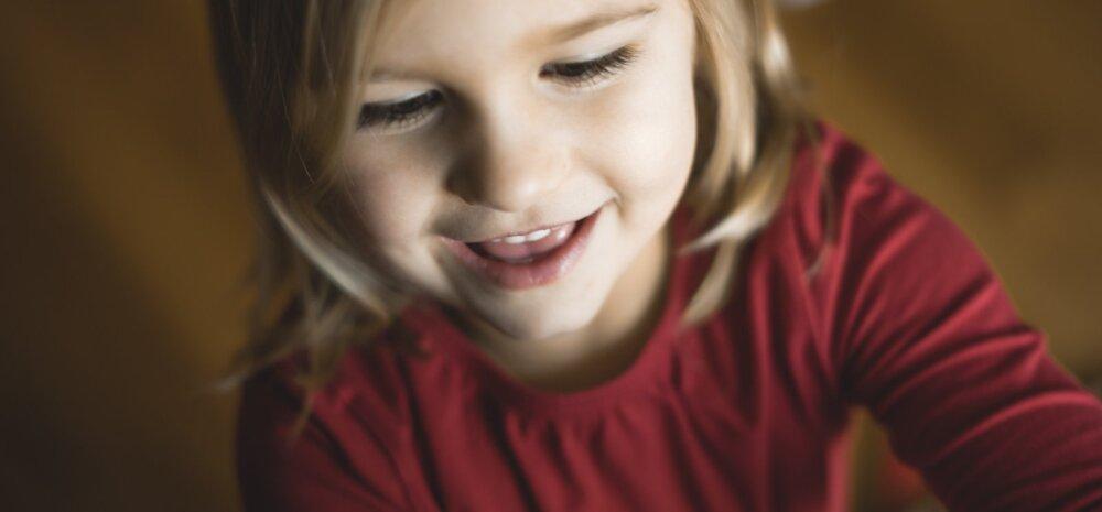 Viis lihtsat nippi| Kui laps segab sinu jutule pidevalt vahele