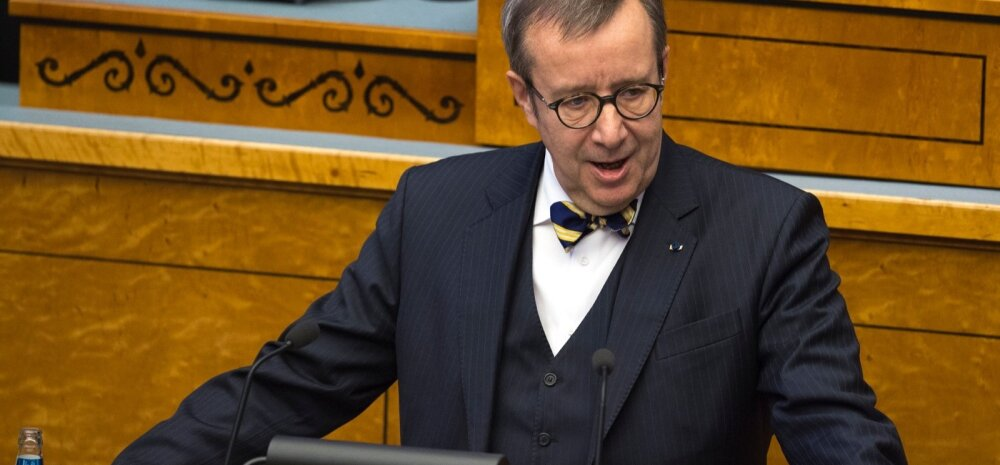 Ilves: küberrünnak peaks käivitama NATO artikli 5