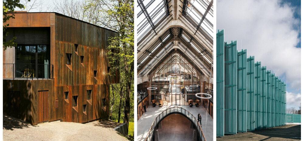 ФОТО | Стали известны номинанты премий Союза архитекторов Эстонии