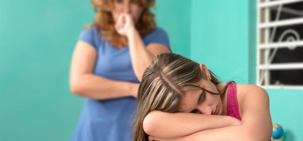 Seitse asja, mis tuleb kohe endale selgeks teha, kui laps teismeliseikka jõudma hakkab