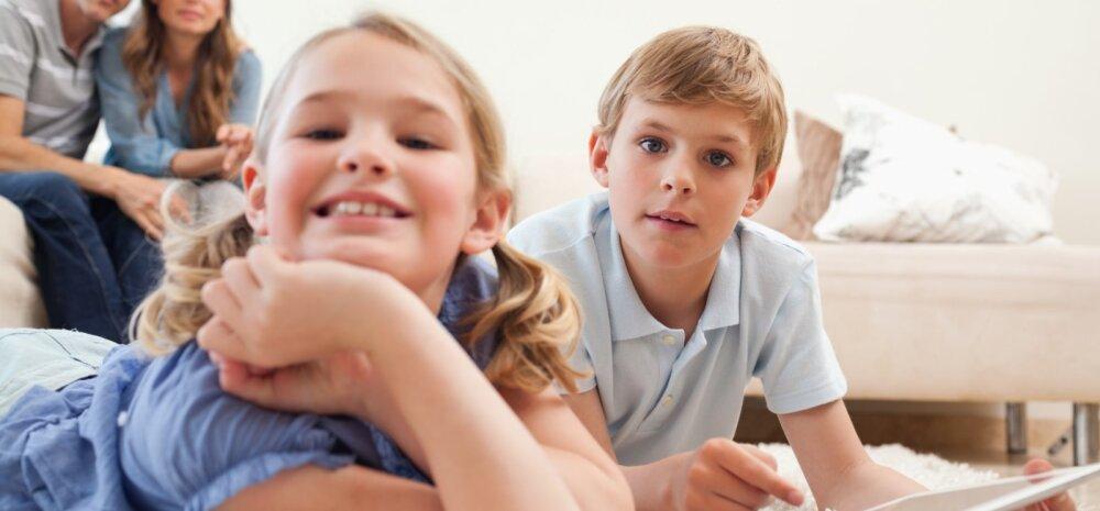 Teaduslikult tõestatud: need 11 asja on edukate laste vanematel ühised