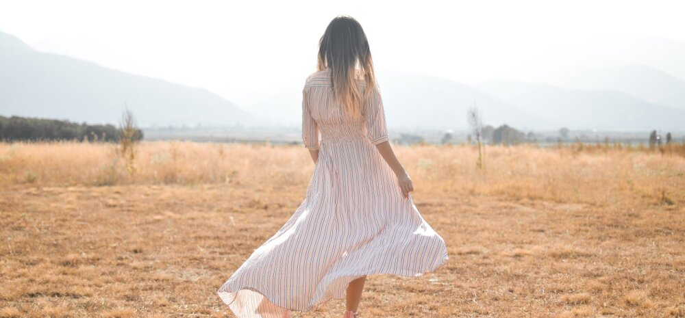 Naiselik tervendav energeetika ehk miks seelik on naise kõige olulisem riietusese