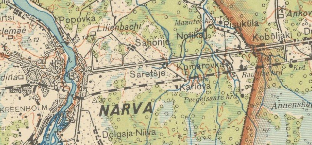 Kummal pool piiri Komarovka siis asus? Vastus Marina Kaljuranna kodakondsuse küsimusele
