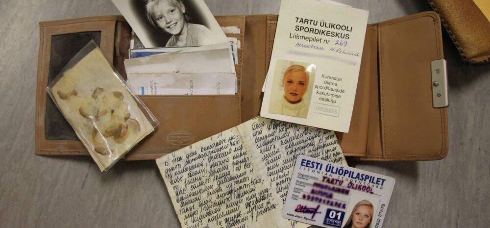 Tartu ülikooli õppehoone remont paljastas jäljed ligi 15 aasta vanustest kuritegudest
