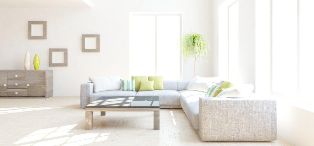 UURING | Kas heledad toonid ikka muudavad ruumi suuremaks või on tegu müüdiga?