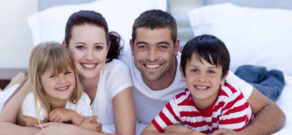 Lapse arengu ABC: mida sa peaksid teadma 6-10 aastaste laste kohta