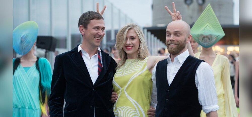 Aldo Järvsoo, Liisi Eesmaa ja Tanel Veenre