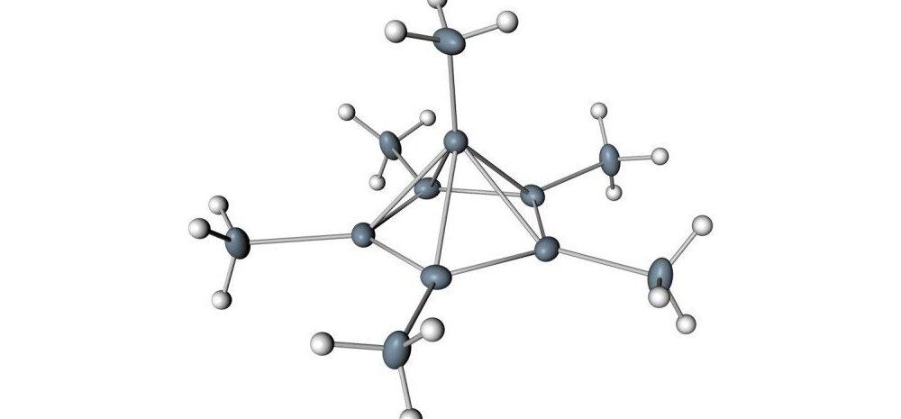 Süsinik tabati esmakordselt sidemete loomiselt kuue muu aatomiga
