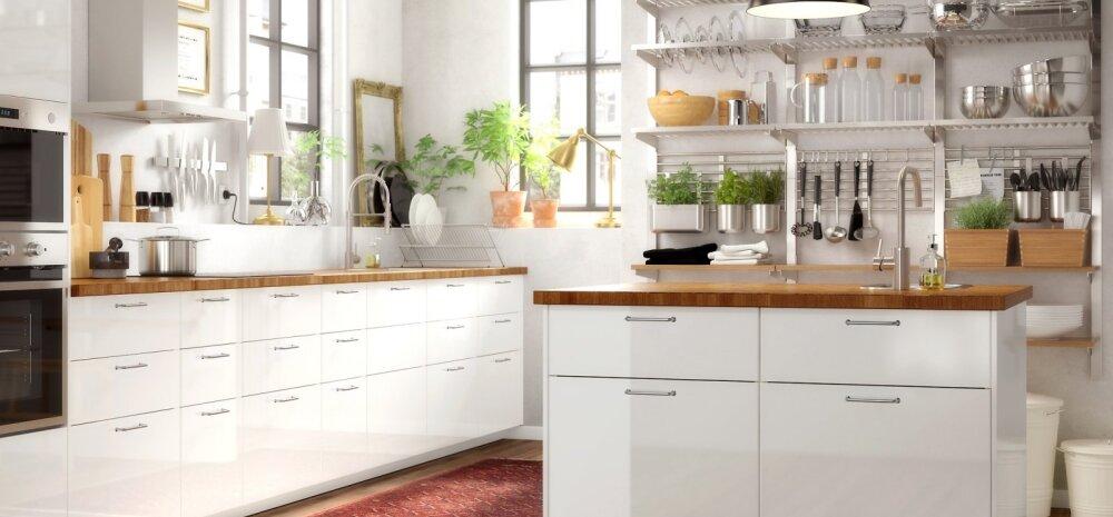 Millised on eri materjalidest köögitasapindade plussid ja miinused