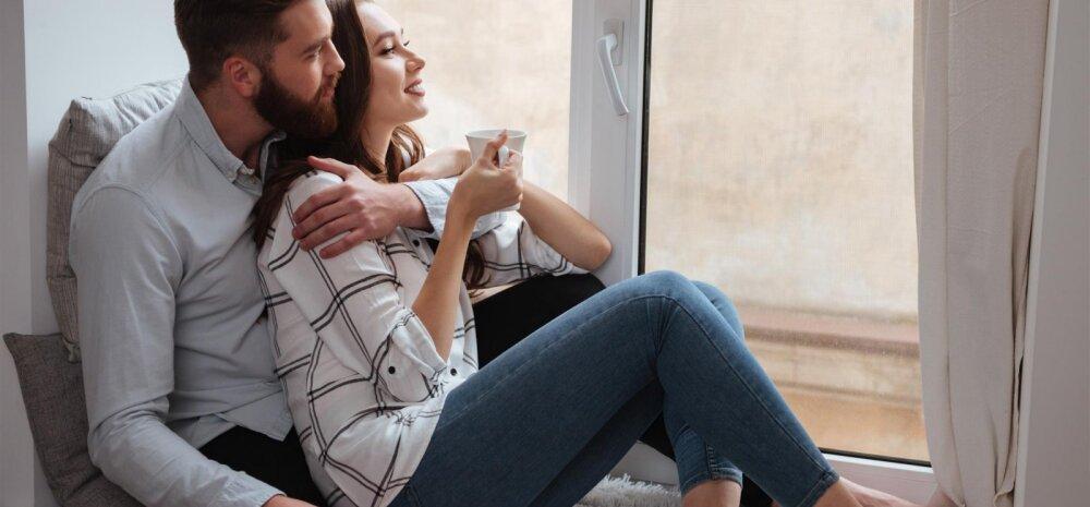 Märgid, mis näitavad, et sinu suhe on tegelikult siiski imeline