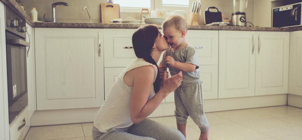"""Head soovitused mudilase emale: kui lapse lemmiksõna on """"ei"""""""
