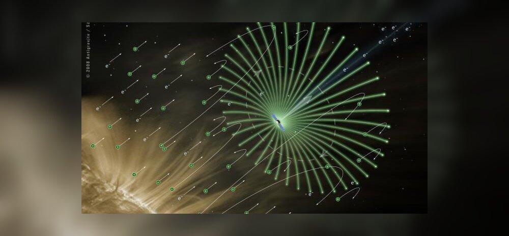 ESTCube'i päikesepurje idee on tõsiselt kaalumisel Euroopa nanosatelliitides