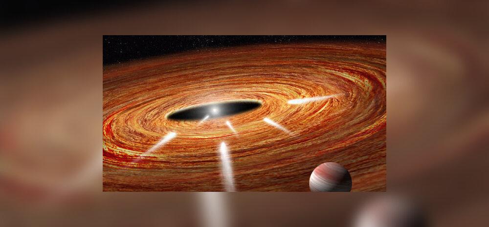23 miljoni aastane komeedimagnet meist 95 valgusaasta kaugusel