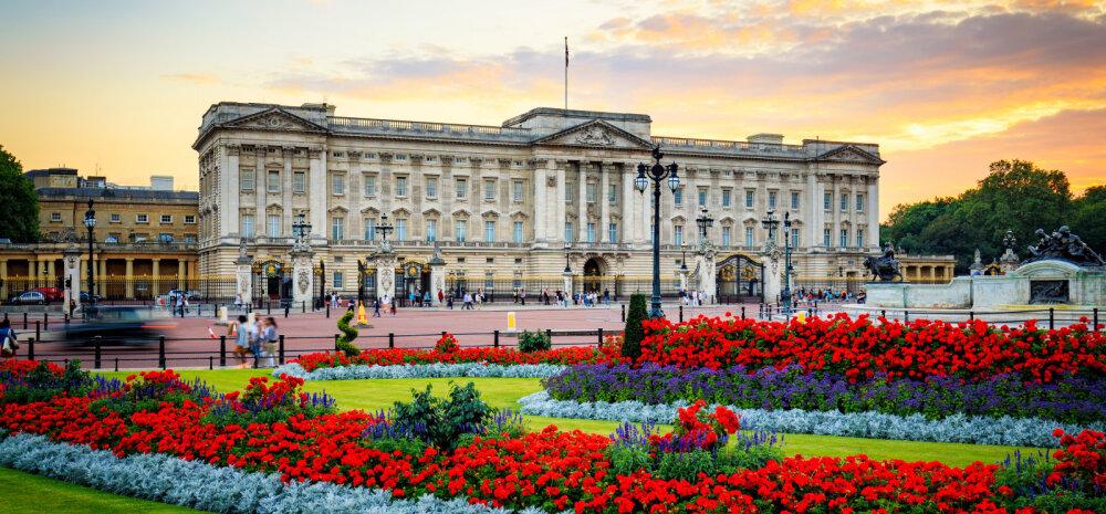 Üks ilusam kui teine. Vaata, millised uhked hooned kuuluvad Briti kuninglikule perekonnale
