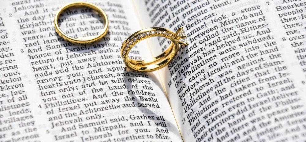 15 märki, et oled valmis abielluma