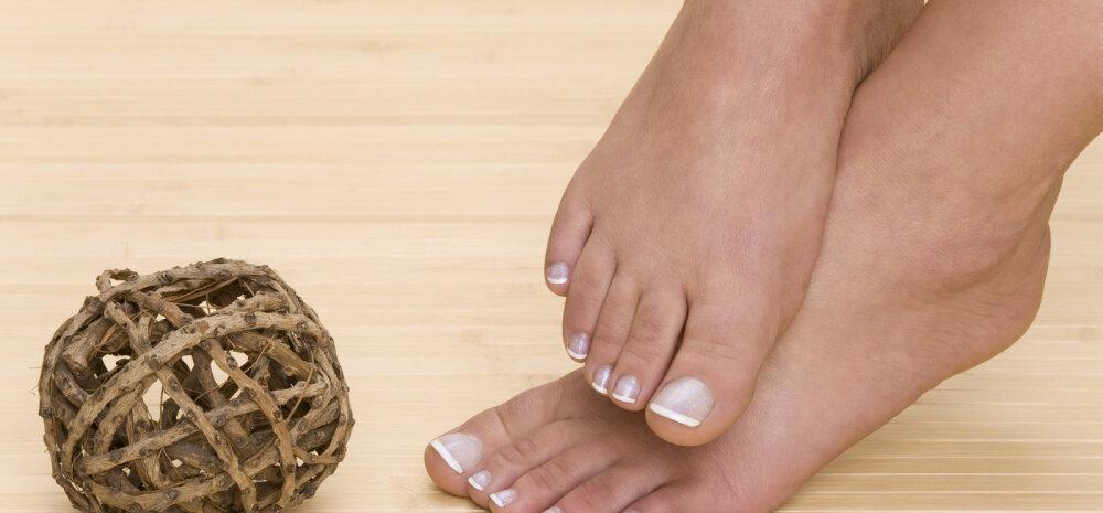 Kingad jalast! Vaata järele, mida su varbad ja jalalabad sinu tervise kohta räägivad
