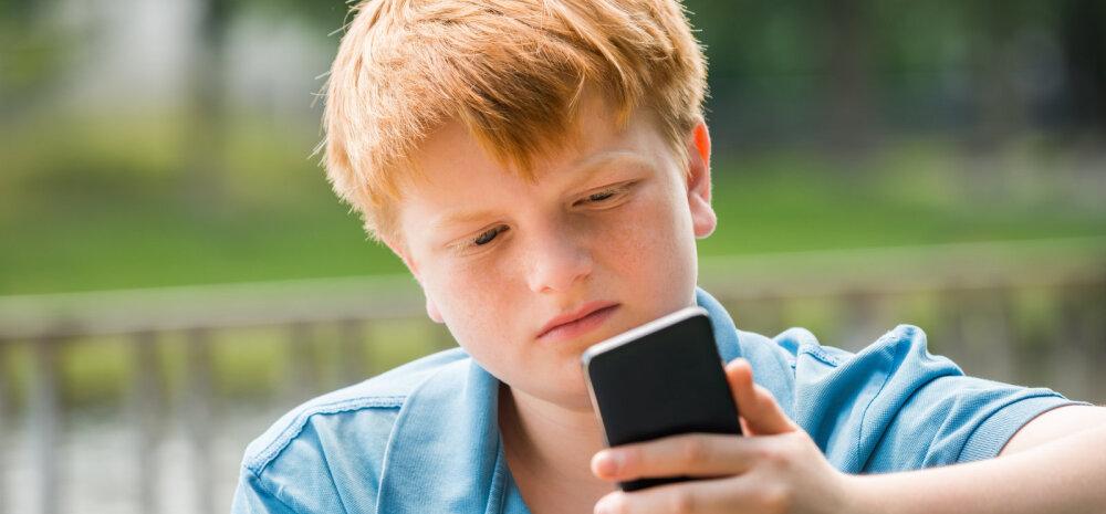 Nutiseade suveks nurka: kuidas suunata lapsi vaheajal vähem digimaailma tarbima?