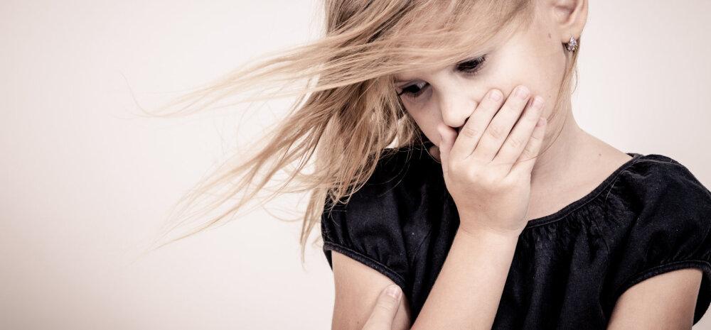 Lapsele on oluline tunda, et teda armastatakse ka siis, kui ta vahel eksib