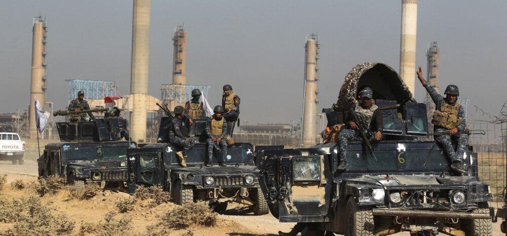 Iraagi ja Kurdistani vaheline sõda Kirkuki pärast on sama hästi kui alanud