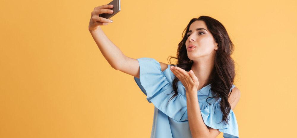 Mis on <em>selfie</em> tähendus ja kuidas see sind mõjutab? Ilmus raamat, mis uurib <em>selfie</em>-kultuuri kui sotsiaalset fenomeni