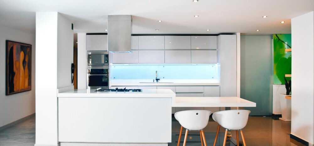 Kinnine või avatud köök — kumba eelistada?